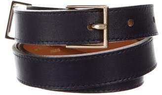 MAISON KITSUNÉ Leather Hip Belt
