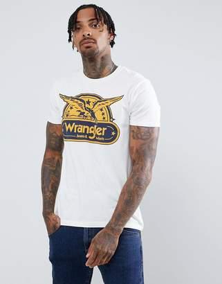 Wrangler eagle t-shirt