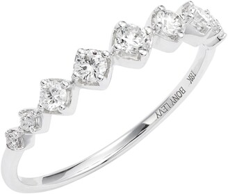 Bony Levy Diamond Stacking Ring