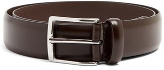 Andersons Anderson's - Leather Belt - Mens - Brown