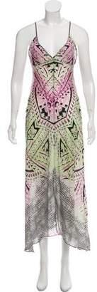 Milly Silk Midi Dress