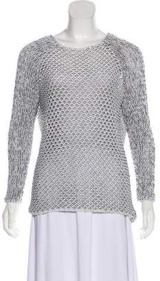 Helmut Lang Bi-Color Sweater