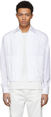Stella McCartney White Archie Shirt