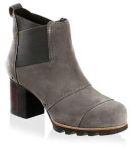 Sorel Addington Suede Chelsea Boots