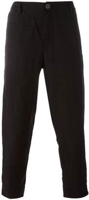 Ziggy Chen loose fit tailored pants