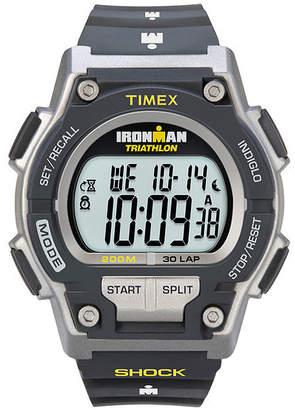 Timex Ironman Endure Mens Black Resin Strap 30-Lap Watch T5K1959J
