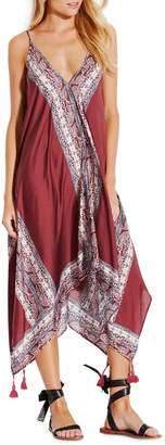 Seafolly Watergarden Paisley Scarf Dress