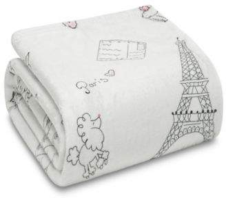 Bed Bath & Beyond Petite Paris Throw Blanket