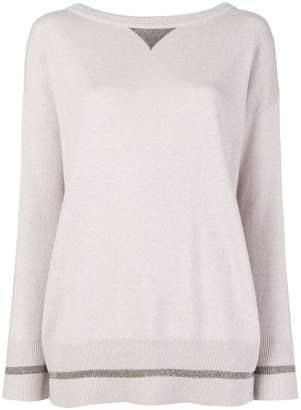 Lorena Antoniazzi knitted sweater