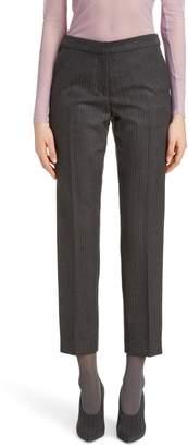 Dries Van Noten Pearl Pinstripe Trousers