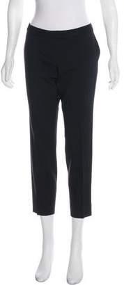 Barbara Bui Mid-Rise Straight-Leg Pants