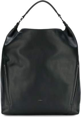 Free Returns At Tessabit Furla Tote Leather Handbag