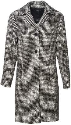 agnès b. Black Wool Coats