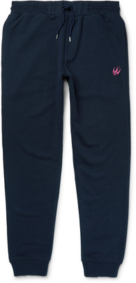 Tapered Cotton-Blend Jersey Sweatpants $285 thestylecure.com