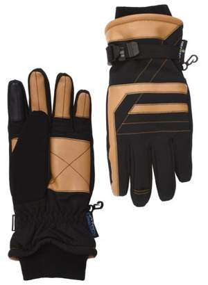 Cold Front Men's Soft Shell Outdoor Glove