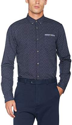 Tom Tailor Men's Ray Cool Print Package Casual Shirt