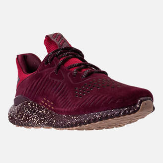 adidas Men's AlphaBounce Leather Casual Shoes
