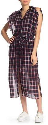 Rag & Bone Sybil Plaid Shirt Dress