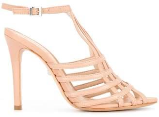 Schutz caged sandals