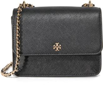 Tory Burch Robinson Mini Shoulder Bag $275 thestylecure.com