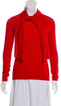 Zac Posen Lightweight Cashmere Sweater