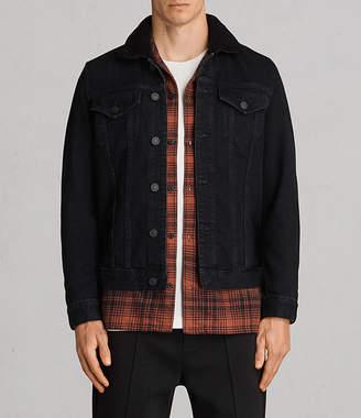 AllSaints Bikana Denim Jacket