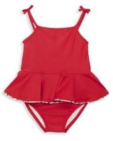 Burberry Baby Girl's& Little Girl's Ludine One-Piece Sandine Swimsuit