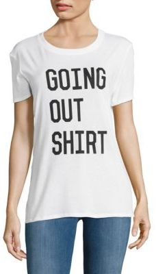 Suburban Riot Going Out Shirt Tee $44 thestylecure.com