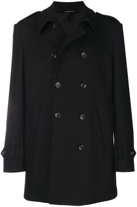 Tonello short double breasted coat