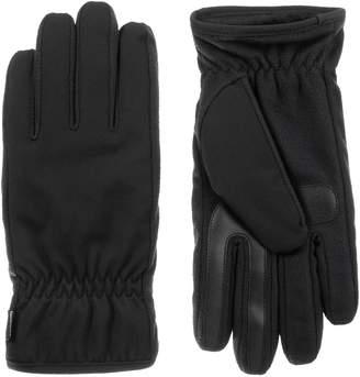 Isotoner Men's smatDRI Woven Sport Gloves
