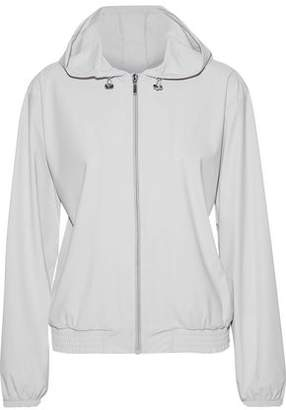Iris & Ink Stretch-shell Hooded Jacket