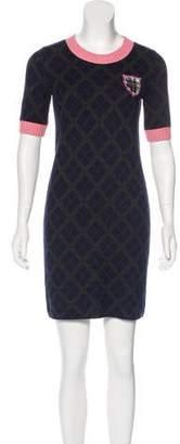 Chanel Paris-Edinburgh Cashmere Dress