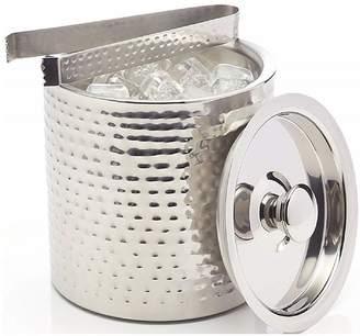 Kitchen Craft BarCraft Hammered Stainless Steel Ice Bucket