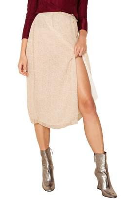 The East Order Vera Side Slit Midi Skirt