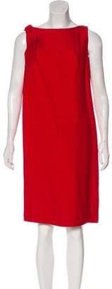 Valentino Sleeveless Knee-Length Dress w/ Tags