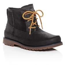 UGG Boys' Bradley Nubuck Leather & Suede Boots - Little Kid, Big Kid