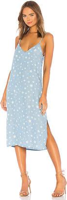 Splendid Americana Slip Dress