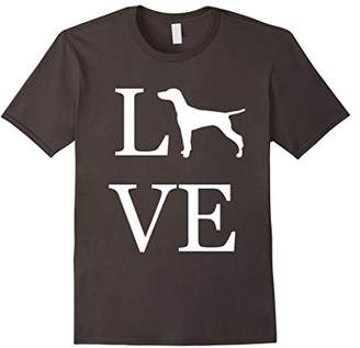 Love Vizsla Shirt I Love Vizslas Dog T-Shirt Graphic Tee