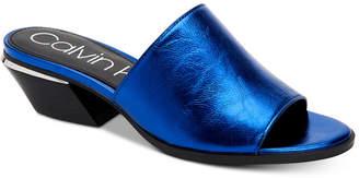 Calvin Klein Narissa Mules Women Shoes