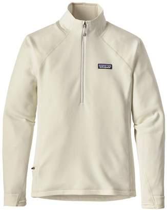Patagonia Women's Crosstrek 1/4-Zip Fleece