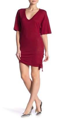 IRO Keraba V-Neck Linen Dress