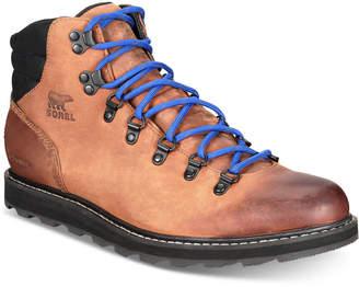 Sorel Men's Madson Waterproof Hiker Boots Men's Shoes