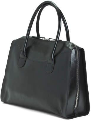 Lodis Gwyneth Top Zip Leather Tote