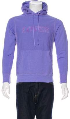 Bianca Chandon Lover Graphic Hoodie