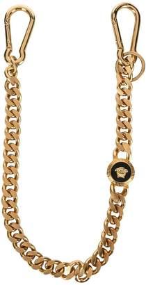 Versace resin Medusa key chain