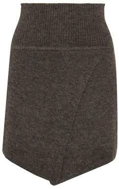 Etoile Isabel Marant Isabel Marant, Étoile Blithe wool skirt