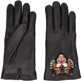 Gucci Angry Cat gloves