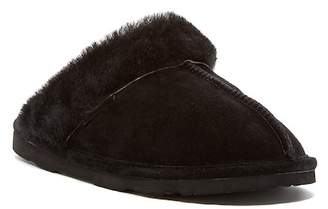 BearPaw Loki II Genuine Sheepskin Lined Slipper