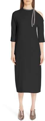 Fabiana Filippi Precious Cutout Dress