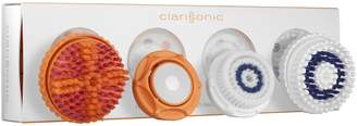 clarisonic Head-to-Toe Smart Brush Head Collection